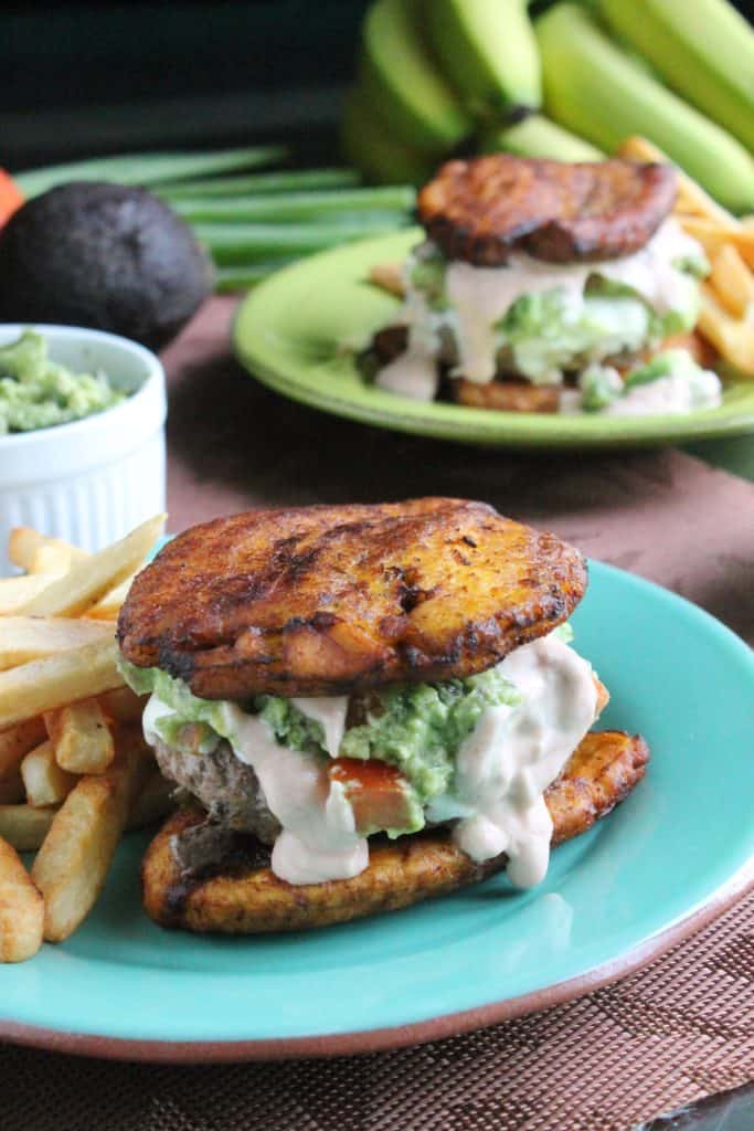 Patacon Burgers 1