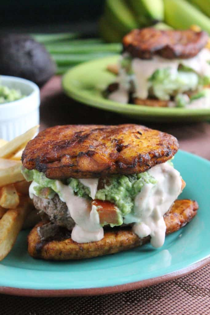 Patacon Burgers 5