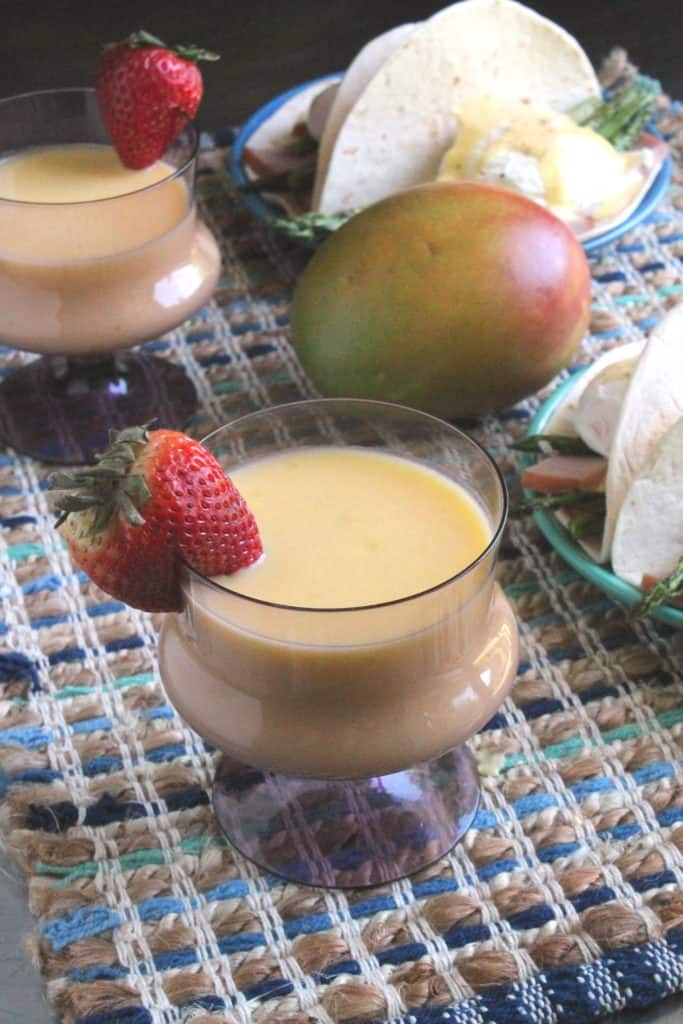 Mango Pina Colada 1