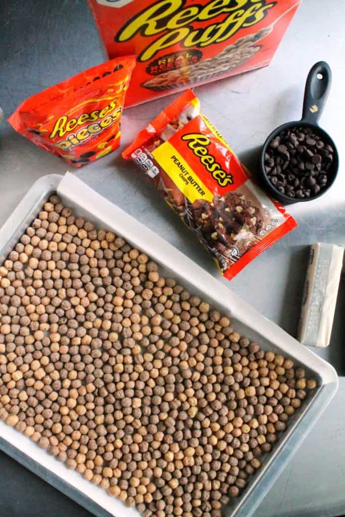 Reese's Puffs Toffee 1