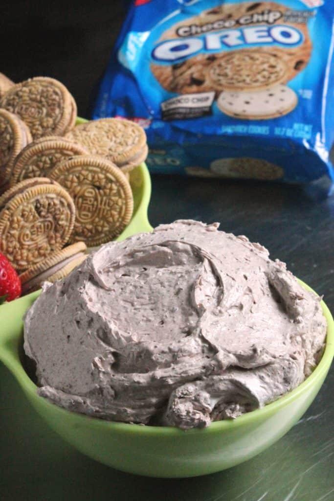 Brownie Batter Dip 1