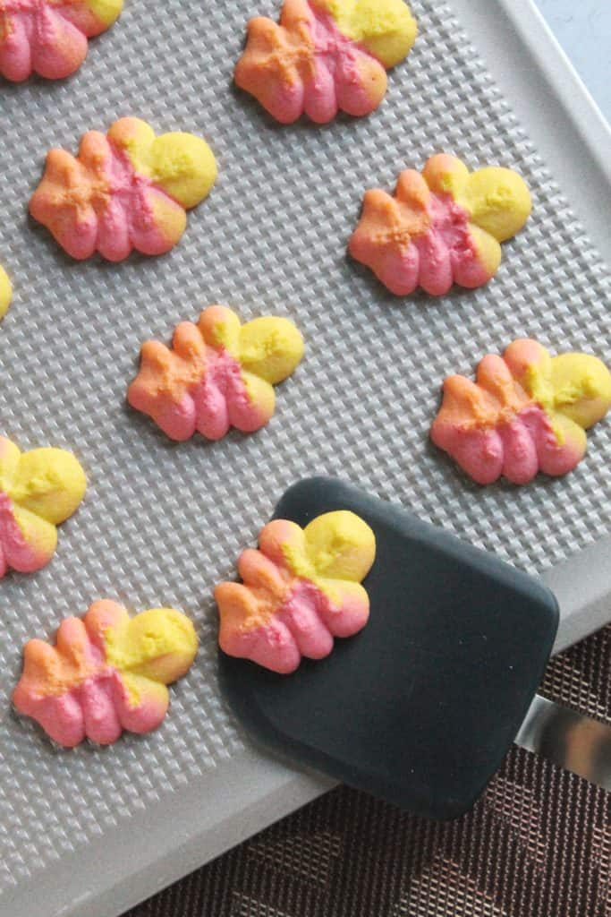 Fall Leaves Butter Cookies 5
