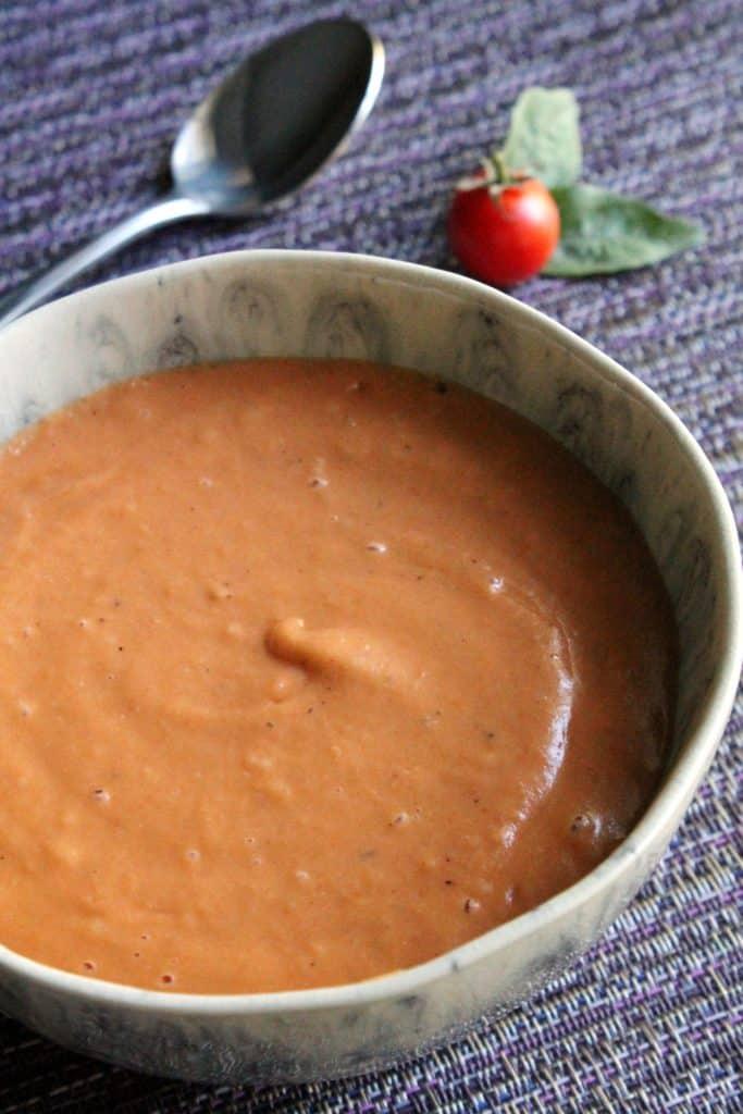 Smoked Tomato Soup 3