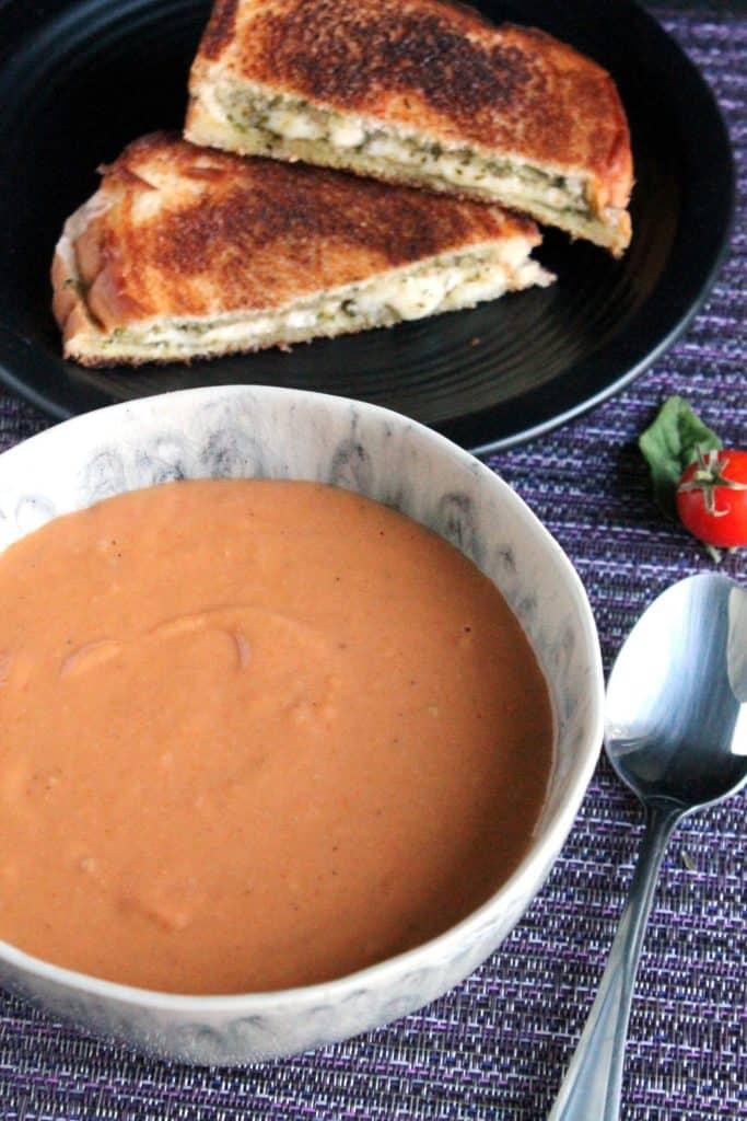 Smoked Tomato Soup 4