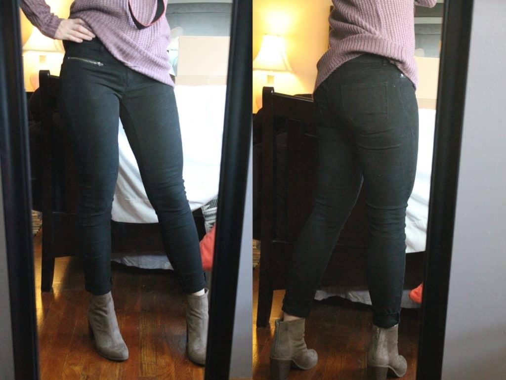 Boom Boom Jeans Julianna Cargo Skinny Pant