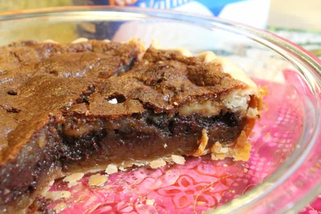 Kentucky Derby Chocolate Walnut Pie 5