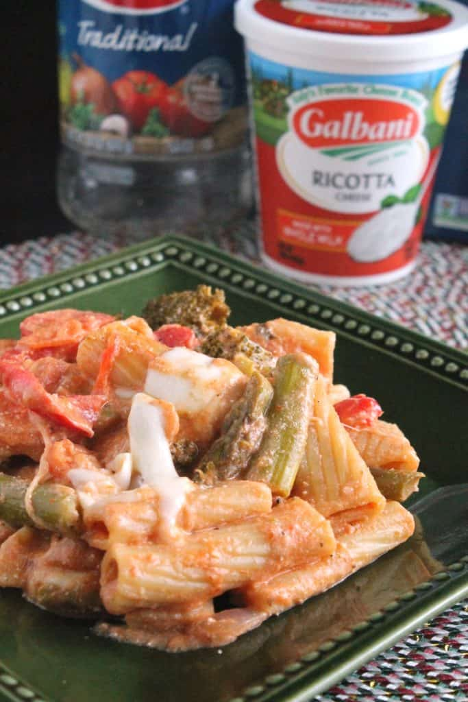 Veggie Skillet Lasagna 7