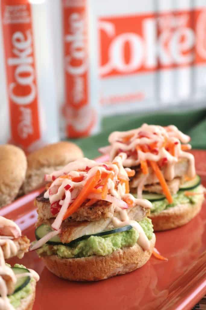 Banh Mi Pork Sliders 1